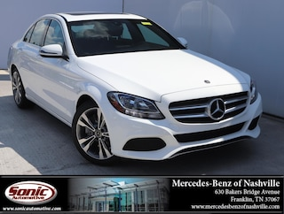 New 2018 Mercedes-Benz C-Class C 300 Sedan for sale in Nashville, TN