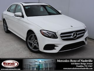 New 2019 Mercedes-Benz E-Class E 300 Sedan for sale in Nashville, TN