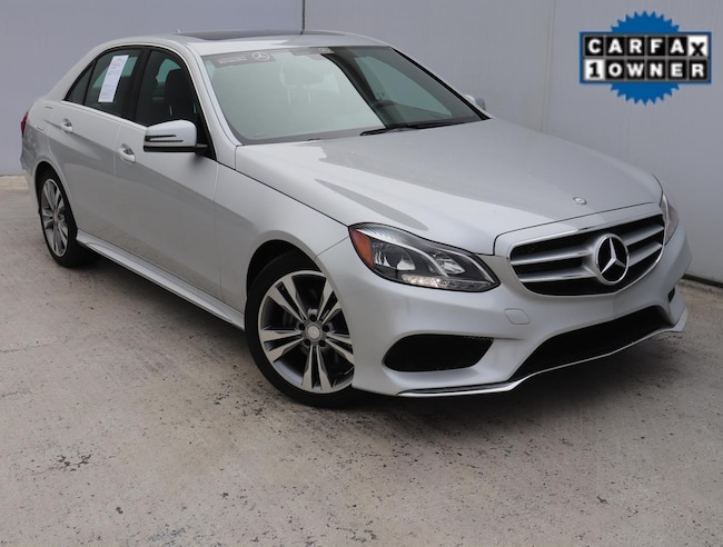 Certified Pre-Owned 2016 Mercedes-Benz E-Class E 350 Sport 4dr Sdn  RWD Sedan for sale near Nashville, TN