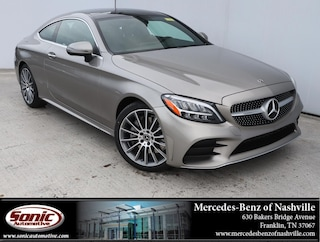 New 2019 Mercedes-Benz C-Class C 300 Coupe for sale in Nashville, TN