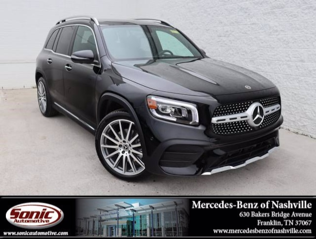 New 2021 Mercedes-Benz GLB 250 GLB 250 SUV for sale in Franklin, TN