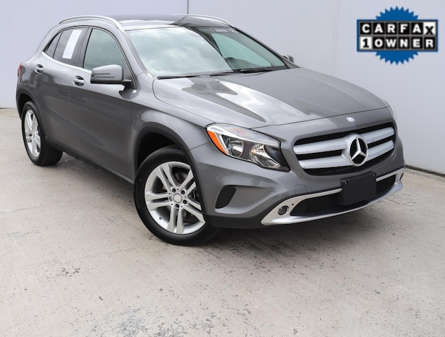 Certified Pre-Owned 2015 Mercedes-Benz GLA GLA 250 4matic 4dr SUV for sale near Nashville, TN
