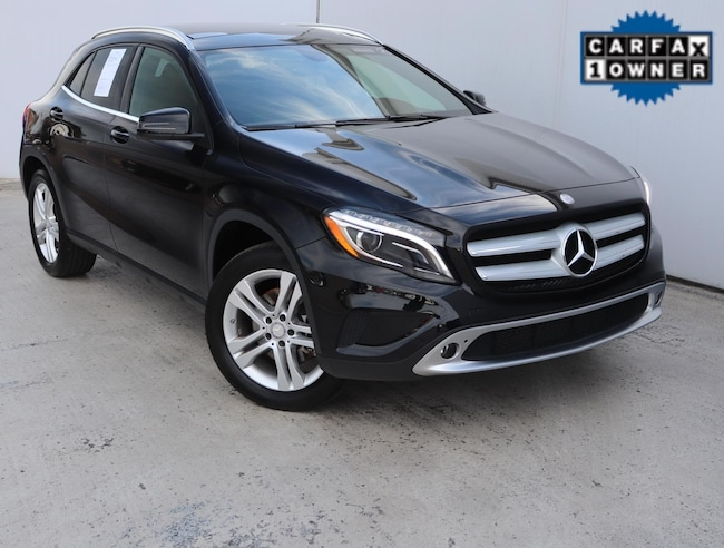 Certified Pre-Owned 2015 Mercedes-Benz GLA GLA 250 FWD 4dr SUV for sale near Nashville, TN