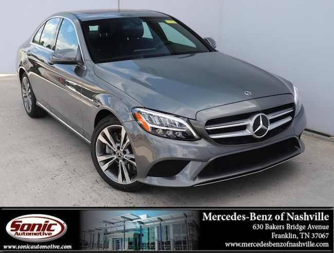Used 2019 Mercedes-Benz C-Class C 300  Sedan Sedan for sale near Nashville, TN