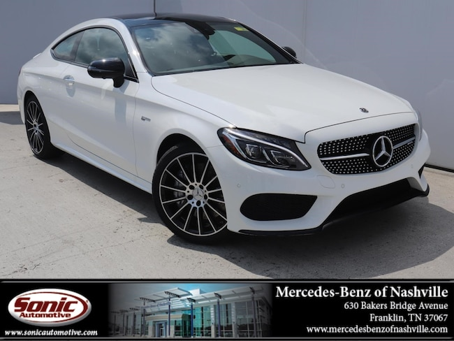 New 2018 Mercedes-Benz AMG C 43 4MATIC Coupe for sale in Franklin, TN
