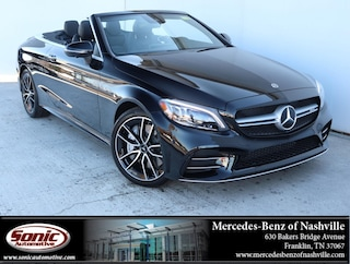 New 2019 Mercedes-Benz AMG C 43 4MATIC Cabriolet for sale in Franklin, TN