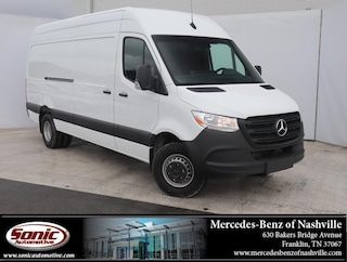 New 2019 Mercedes-Benz Sprinter 3500XD High Roof V6 Van Cargo Van for sale in Nashville, TN