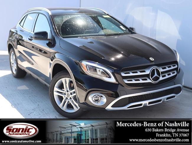 New 2019 Mercedes-Benz GLA 250 GLA 250  SUV SUV for sale in Franklin, TN