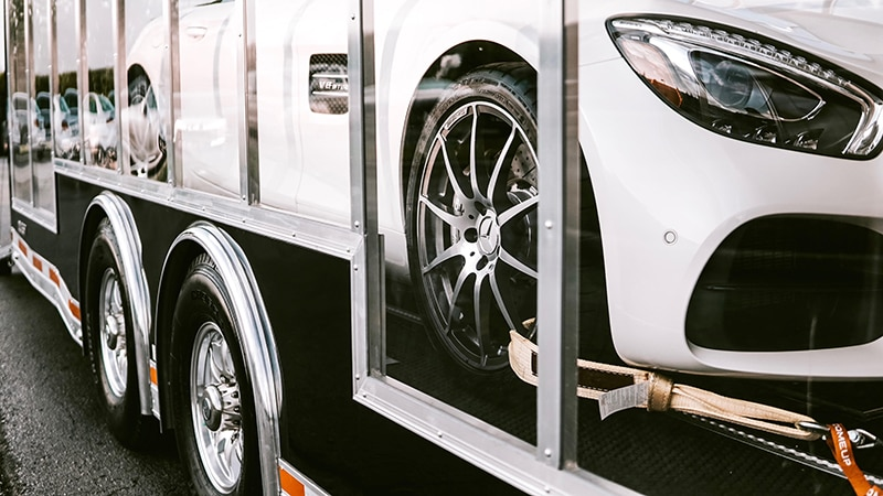 Mercedes-Benz of Nashville Car Service & Auto Repair Pickup Trailer
