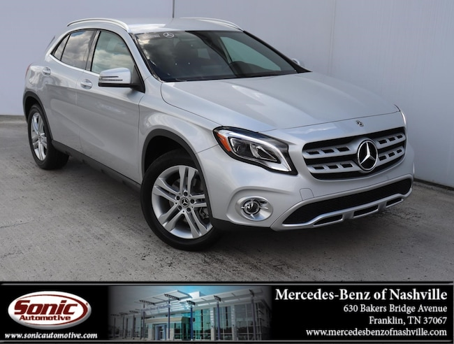 Certified Pre-Owned 2019 Mercedes-Benz GLA 250 GLA 250  SUV SUV for sale near Nashville, TN