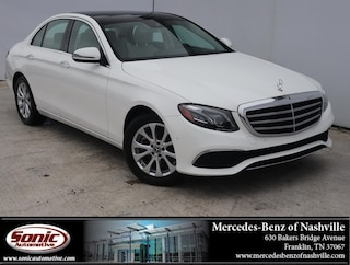 New 2018 Mercedes-Benz E-Class E 300 Sedan for sale in Nashville, TN