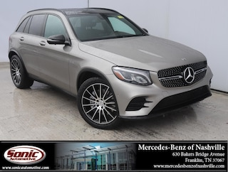 New 2019 Mercedes-Benz AMG GLC 43 4MATIC SUV for sale in Franklin, TN