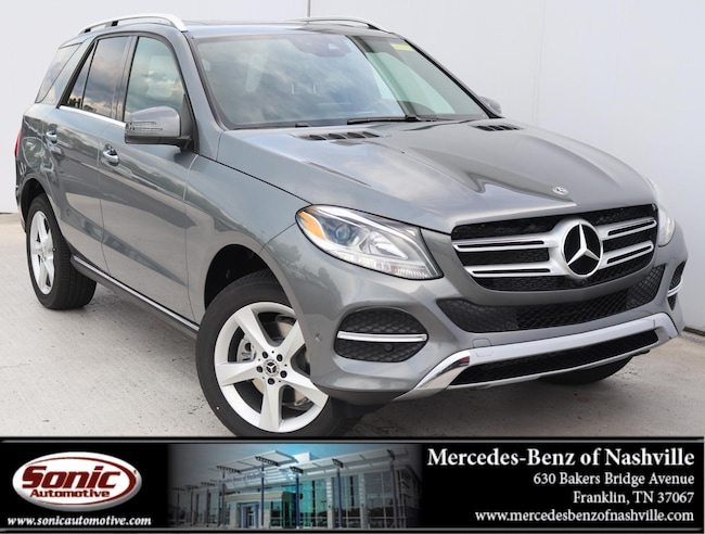New 2018 Mercedes-Benz GLE 350 GLE 350 SUV for sale in Franklin, TN