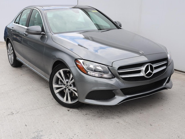 Used 2018 Mercedes-Benz C-Class C 300  Sedan Sedan for sale near Nashville, TN