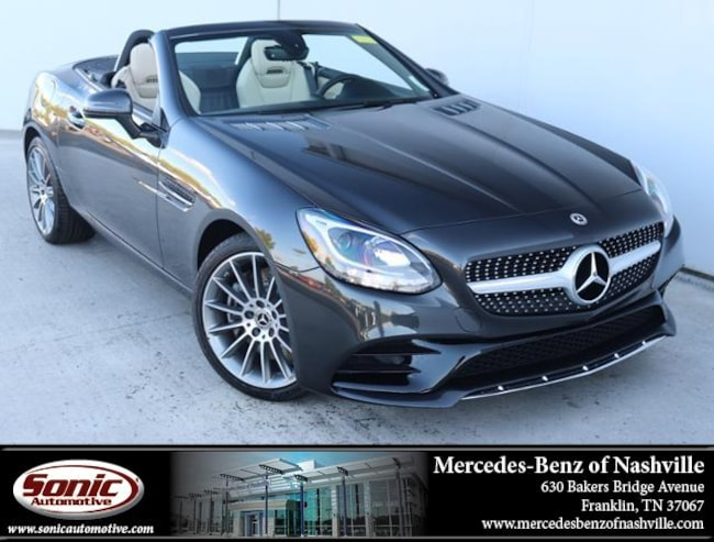 New 2019 Mercedes-Benz SLC 300 Roadster for sale in Franklin, TN