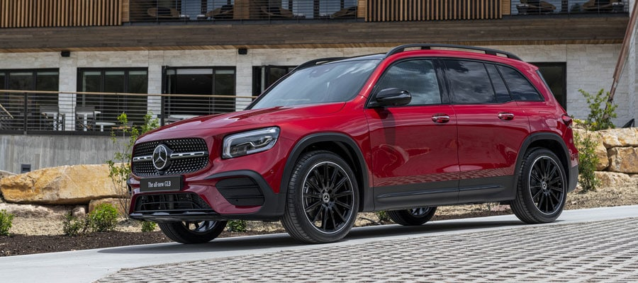 2020 Mercedes-Benz GLB 250