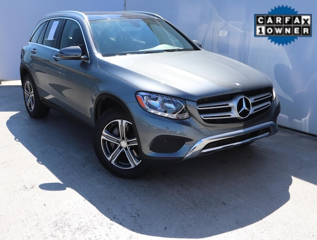 Certified Pre-Owned 2016 Mercedes-Benz GLC 300 GLC 300 4matic 4dr SUV for sale near Nashville, TN