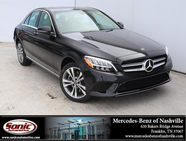 New 2019 Mercedes-Benz C-Class C 300  4matic Sedan Sedan for sale in Franklin, TN