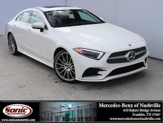 New 2019 Mercedes-Benz CLS 450 CLS 450 Coupe for sale in Nashville, TN