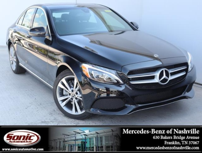 New 2018 Mercedes-Benz C-Class C 300 Sedan for sale in Franklin, TN