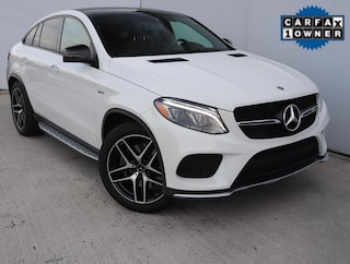 Certified Pre-Owned 2017 Mercedes-Benz AMG GLE 43 AMG GLE 43  4matic Coupe SUV for sale near Nashville, TN