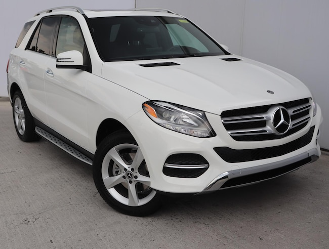 New 2018 Mercedes-Benz GLE 350 4MATIC SUV for sale in Franklin, TN