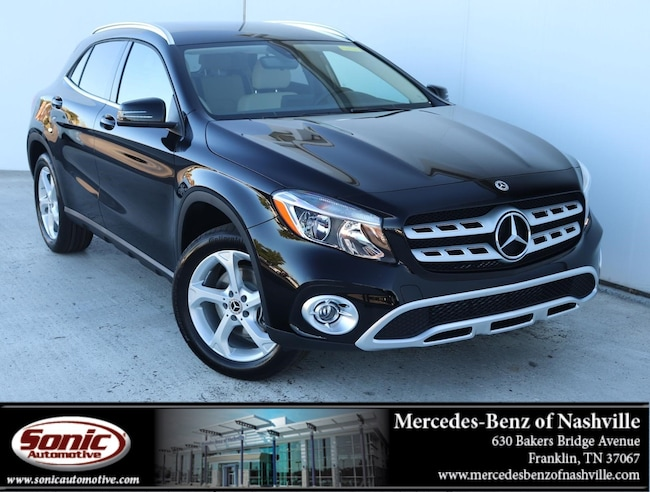 Used 2019 Mercedes-Benz GLA 250 GLA 250  SUV SUV for sale near Nashville, TN