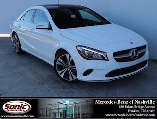 New 2019 Mercedes-Benz CLA 250 4MATIC Coupe for sale in Nashville, TN