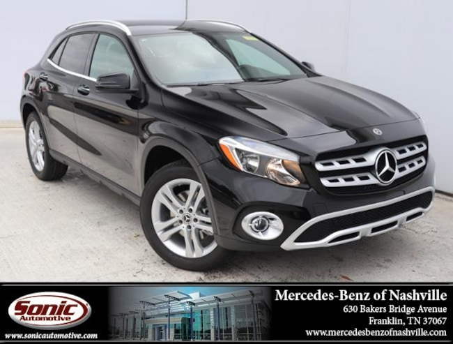 New 2019 Mercedes-Benz GLA 250 SUV for sale in Franklin, TN