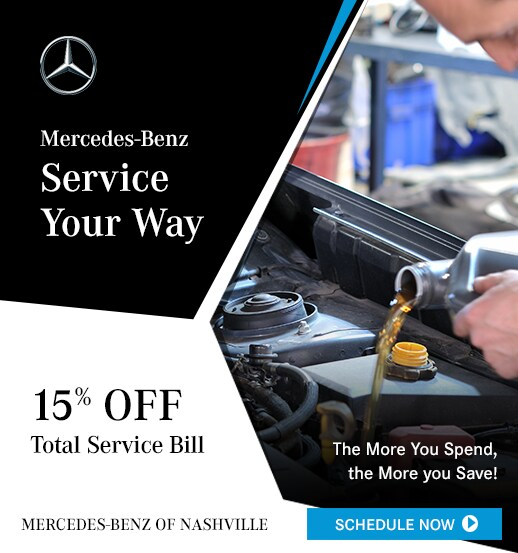 Mercedes-Benz Service Coupons | Oil Change Specials & More ...