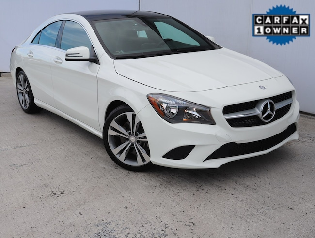 Used 2016 Mercedes-Benz CLA 250 CLA 250 4dr Sdn  FWD Coupe for sale near Nashville, TN