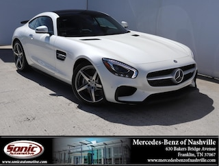 Certified Pre-Owned 2017 Mercedes-Benz AMG GT AMG GT  Coupe Coupe for sale near Nashville, TN