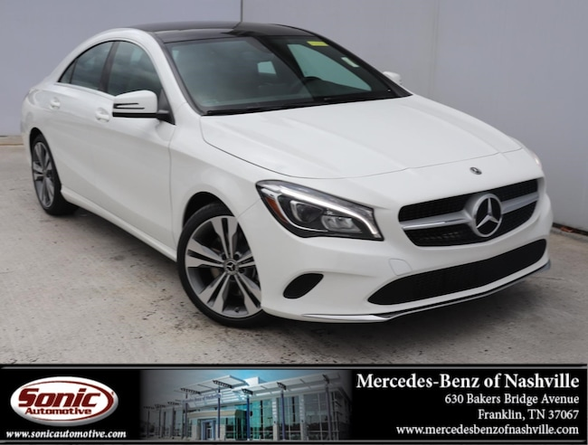 Used 2019 Mercedes-Benz CLA 250 CLA 250  Coupe Coupe for sale near Nashville, TN