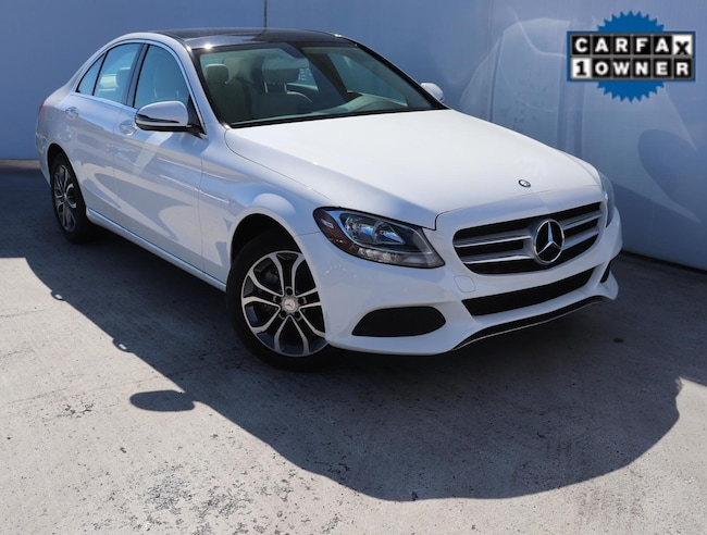 Certified Pre-Owned 2016 Mercedes-Benz C-Class C 300 Luxury 4dr Sdn  4matic Sedan for sale near Nashville, TN