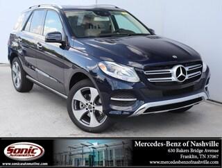 New 2018 Mercedes-Benz GLE 350 GLE 350 SUV for sale in Nashville, TN