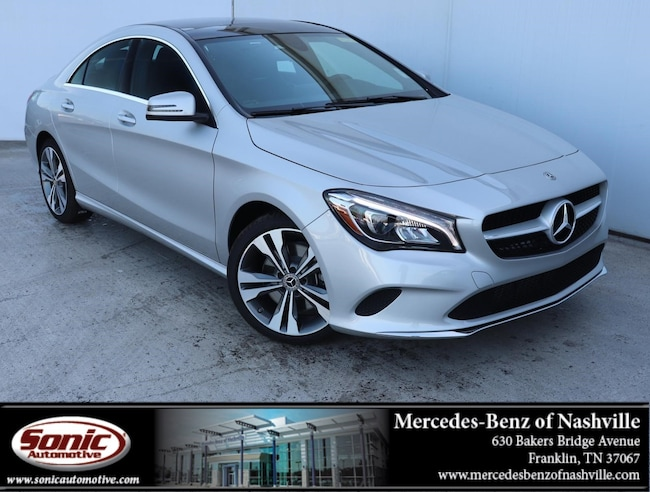 New 2019 Mercedes-Benz CLA 250 CLA 250 Coupe for sale in Franklin, TN