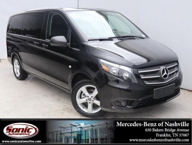 New 2019 Mercedes-Benz Metris Standard Roof 126 Wheel Van Passenger Van for sale in Franklin, TN