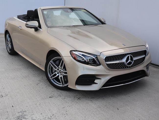 New 2019 Mercedes-Benz E-Class E 450 Cabriolet for sale in Franklin, TN