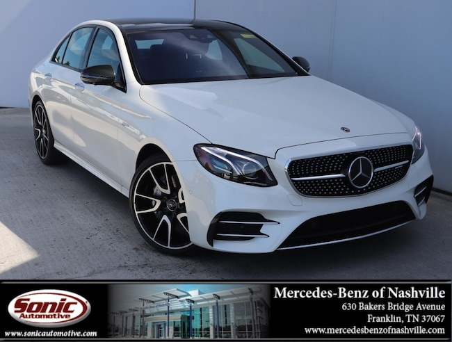 New 2018 Mercedes-Benz AMG E 43 4MATIC Sedan for sale in Franklin, TN