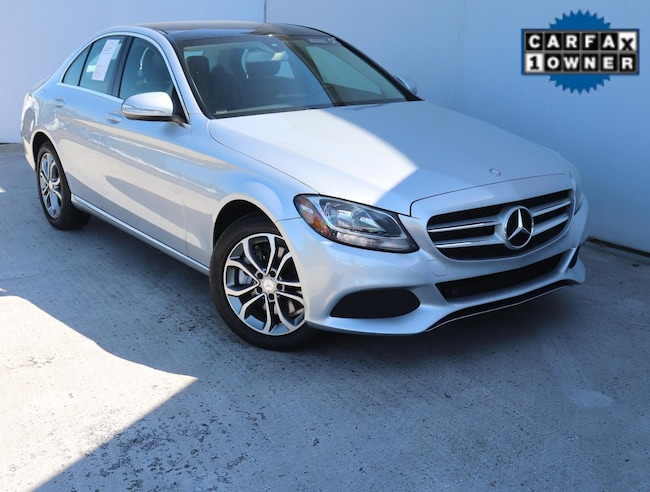 Certified Pre-Owned 2015 Mercedes-Benz C-Class C 300 4dr Sdn  4matic Sedan for sale near Nashville, TN