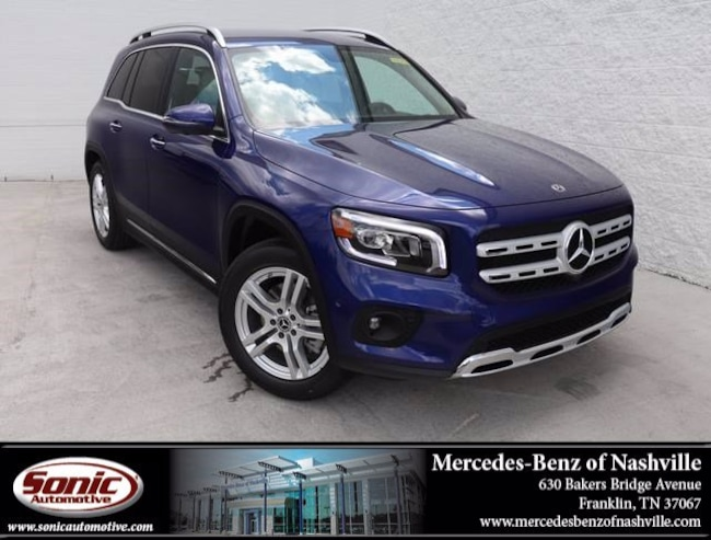 New 2020 Mercedes-Benz GLB 250 SUV for sale in Franklin, TN