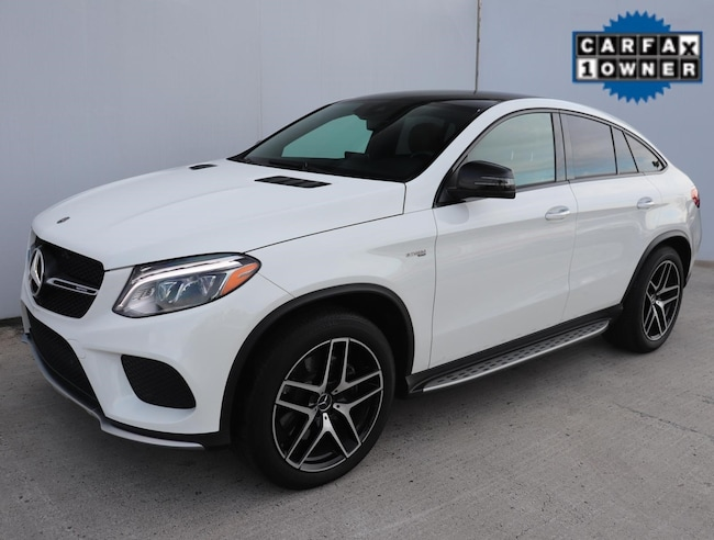 certified used 2017 mercedes-benz amg gle 43 for sale near nashville