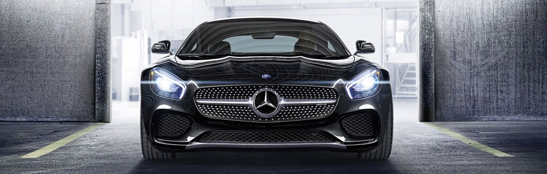 Mercedes-Benz GTS Coupe