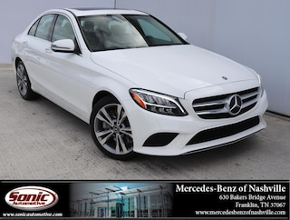 New 2019 Mercedes-Benz C-Class C 300 Sedan for sale in Nashville, TN