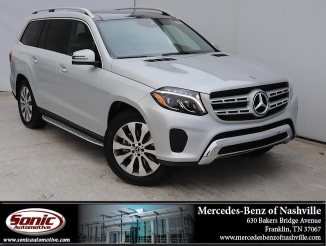 New 2019 Mercedes-Benz GLS 450 4MATIC SUV for sale in Franklin, TN