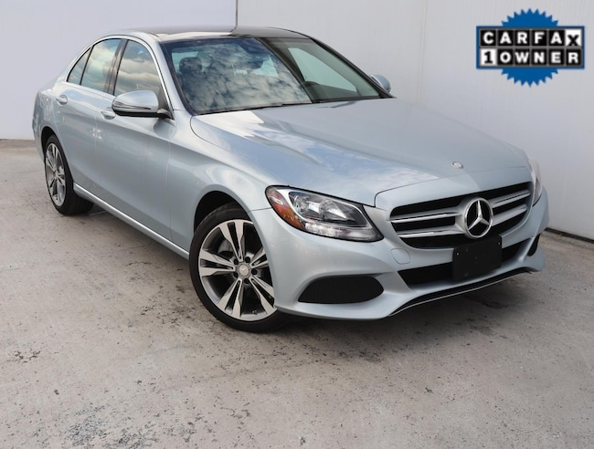 Certified Pre-Owned 2016 Mercedes-Benz C-Class C 300 4dr Sdn  4matic Sedan for sale near Nashville, TN