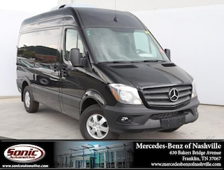 New 2018 Mercedes-Benz Sprinter 2500 Standard Roof V6 Van for sale in Nashville, TN