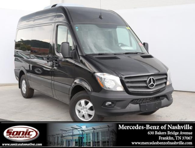 New 2018 Mercedes-Benz Sprinter 2500 Standard Roof V6 Van for sale in Franklin, TN