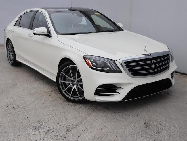 New 2019 Mercedes-Benz S-Class S 560 Sedan for sale in Franklin, TN