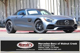 New 2018 Mercedes-Benz AMG GT Roadster for sale in Walnut Creek, CA